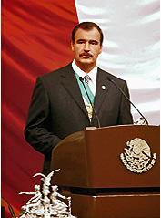 Presidente Vicente Fox